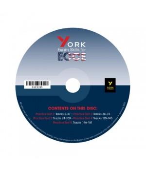 YORK EXAM SKILLS FOR ECCE CD CLASS