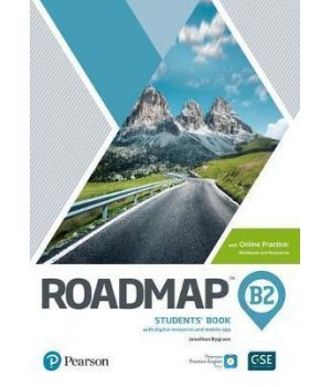 ROADMAP B2 SB (+ONLINE PRACTICE +DIGITAL RESOURCES & MOBILE APP)