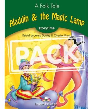 SRTM 3: ALADDIN & THE MAGIC LAMP (+ Cross-platform Application)