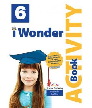 iWONDER 6 ACTIVITY BOOK (+ DIGIBOOKS APP)