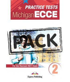 NEW PRACTICE TESTS 2 ECCE SB (+ DIGIBOOKS APP) FOR THE REVISED 2021 EXAM