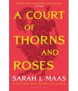 A COURT OF THORNS AND ROSES N/E_1 PB