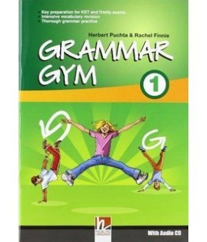 GRAMMAR GYM 1 SB (+ CD)