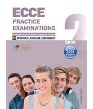 ECCE PRACTICE EXAMINATIONS 2 TCHR'S (+ CD (4)) REVISED FORMAT 2021